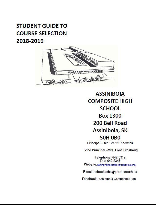 Assiniboia Composite High School