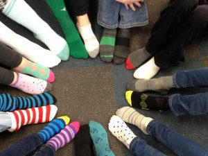 Lots of Socks- World Down Syndrome Day