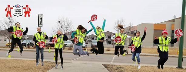 CAA School Safety Patrol Week