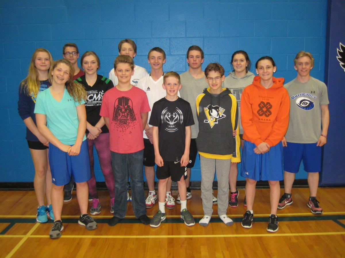 Track and Field – grade 7-12
