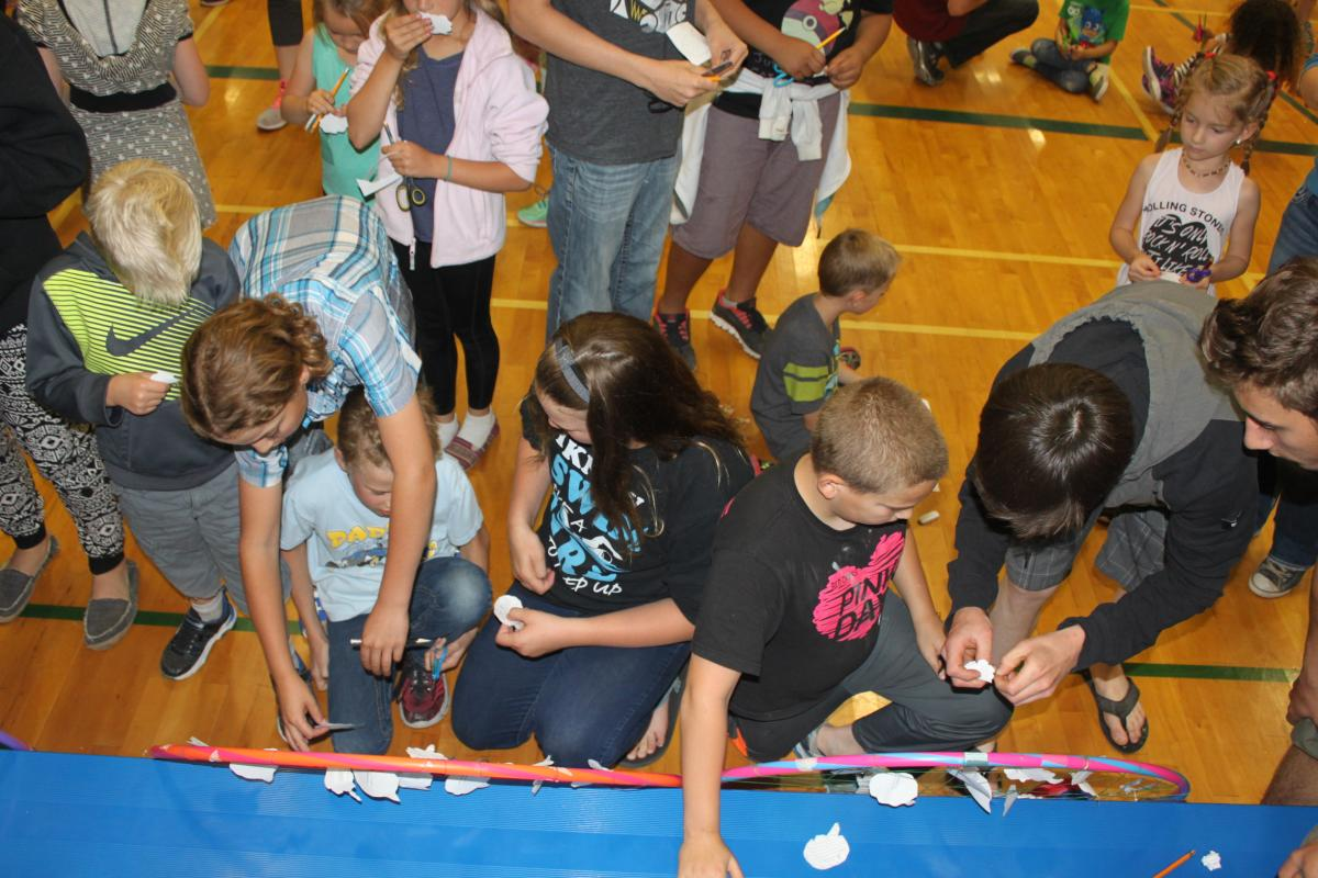 ÉGS Students Celebrated National Aboriginal Day