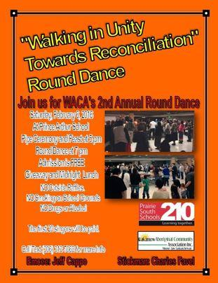 WACA's 2nd Annual Round Dance