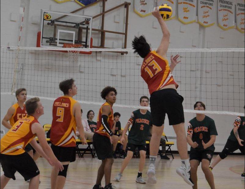 Central Collegiate Volleyball