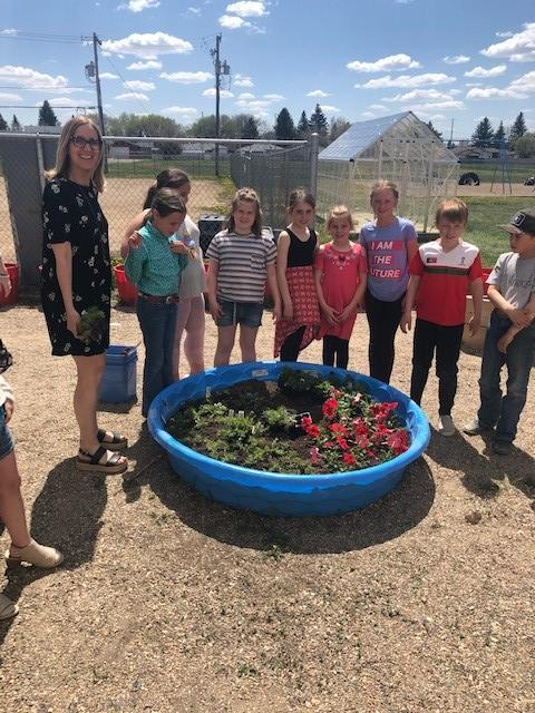 The Lindale Garden Project
