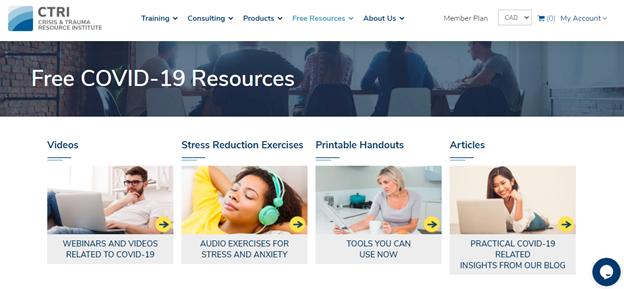 Crisis and Trauma Resource Institute