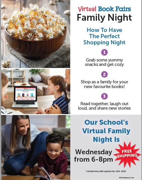 Virtual Book Fair Info