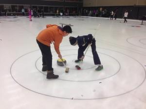 Curling Website 1